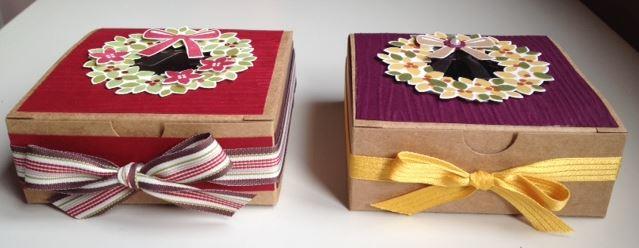 Decorative Window Gift Boxes Oh My!   Karen's Kards